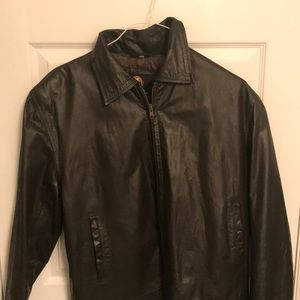 Jackets & Coats - Men's Leather Jacket